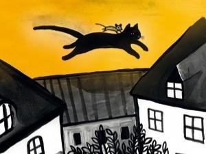 """""""Storia di un gatto e di un topo che diventò suo amico"""" - Luis Sepúlveda"""