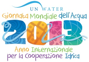 Giornata Mondiale dell'Acqua - 22 marzo 2013