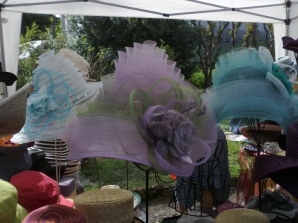 La sfilata dei cappellini