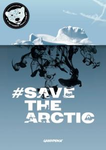 Una #PedalataPolare per salvare l'Artico con Greenpeace