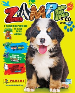 Panini.Zampe&co.2013-2014.Cover