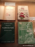 Vari libri sulla floricoltura