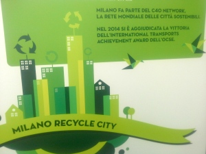 """Milano Recycle City"" - International Conference - Milano, June 6th, 2014 - Fabbrica del Vapore"