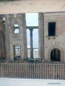 Tempio di Diana - particolare-