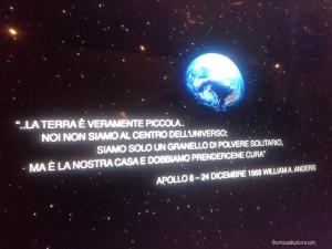 La fragilità della Terra vista dallo Spazio attraverso le immagini catturate dai satelliti