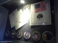 riconoscimenti per le Missioni nello spazio