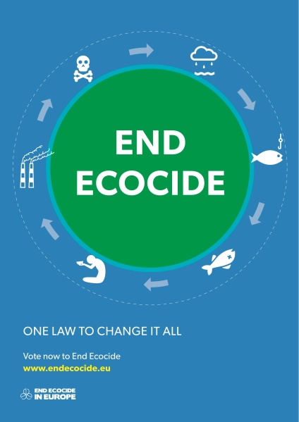 End Ecocide circle