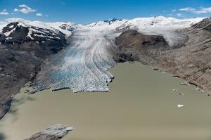 foto © James Balog Capire il cambiamento climatico