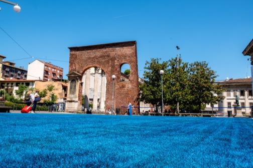 Il mare a Milano: Immergiti nel Blu
