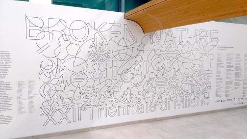 Broken Nature presso La Triennale di Milano