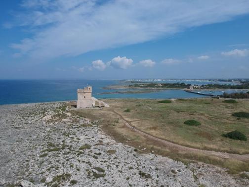Torre Squillace Area Marina Protetta di Porto Cesareo (LE)