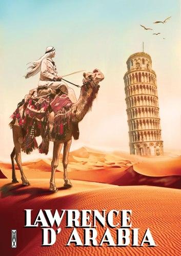 Lawrence d'Arabia di Max Bertolini per Green Drop Award