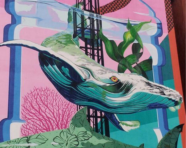 murales animali