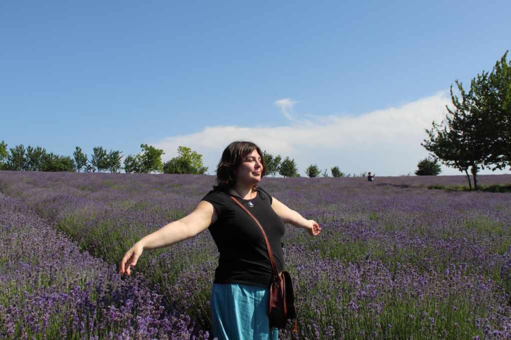 Veronica Curvietto e la natura