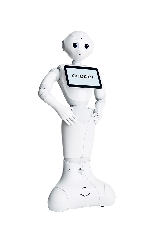 Pepper 2014 SoftBank Robotics