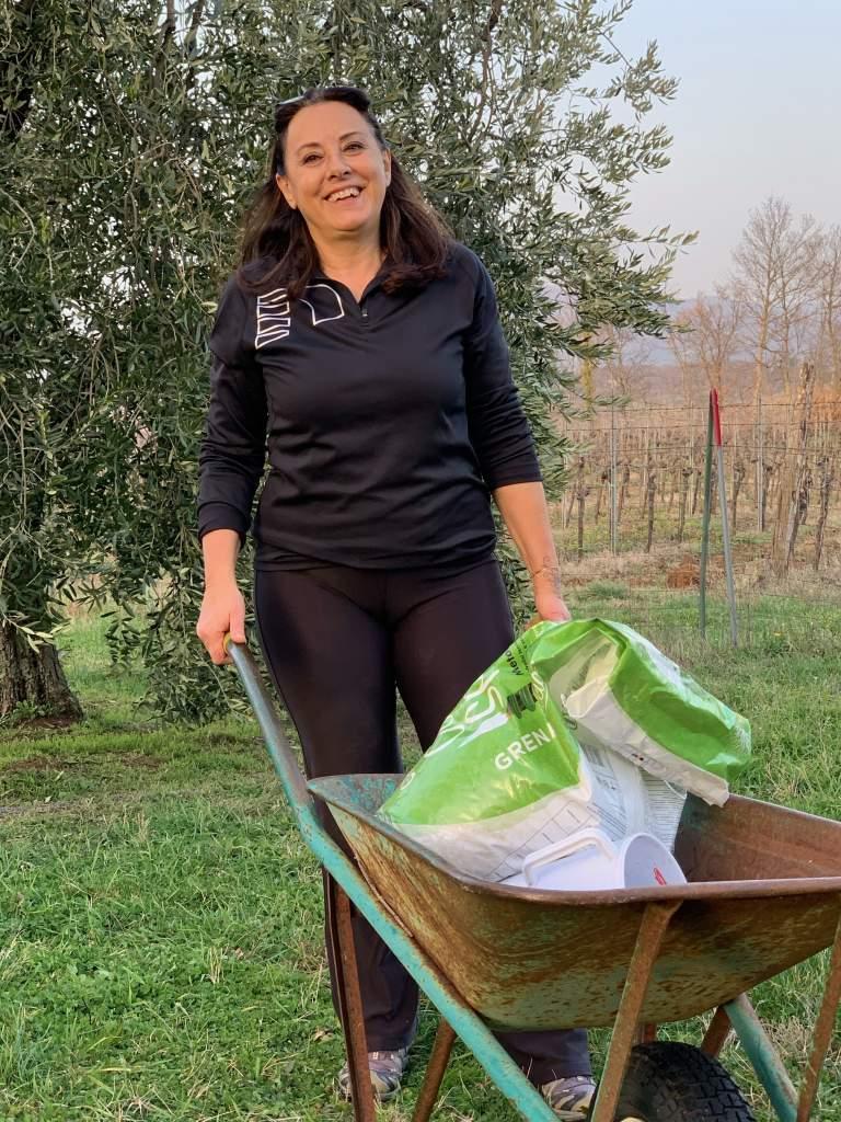 Rita Palazzi e la natura